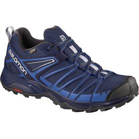 Salomon X Ultra 3 Prime GTX Shoes Herr medieval blue/nautical blue/alloy